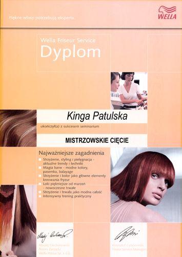 Salon Fryzjersko Kosmetyczny Kinga Luboń O Nas